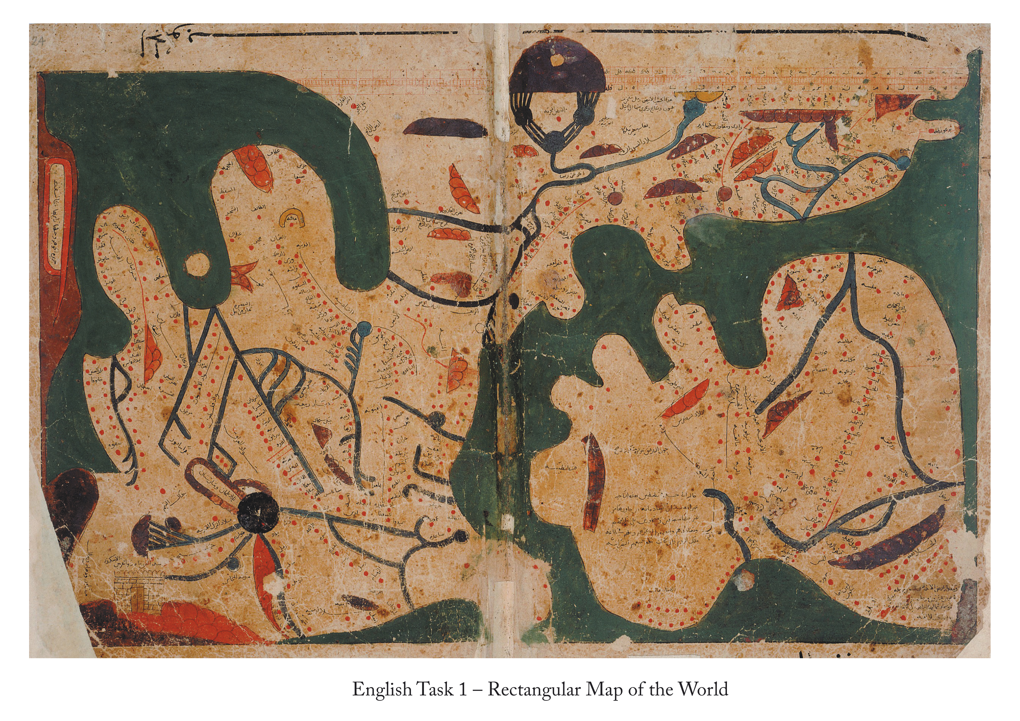 Medieval view of the cosmos landing page image english task 1 rectangular map gumiabroncs Images